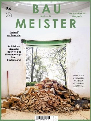 Baumeister 06/2016_Interview Claudia Meixner